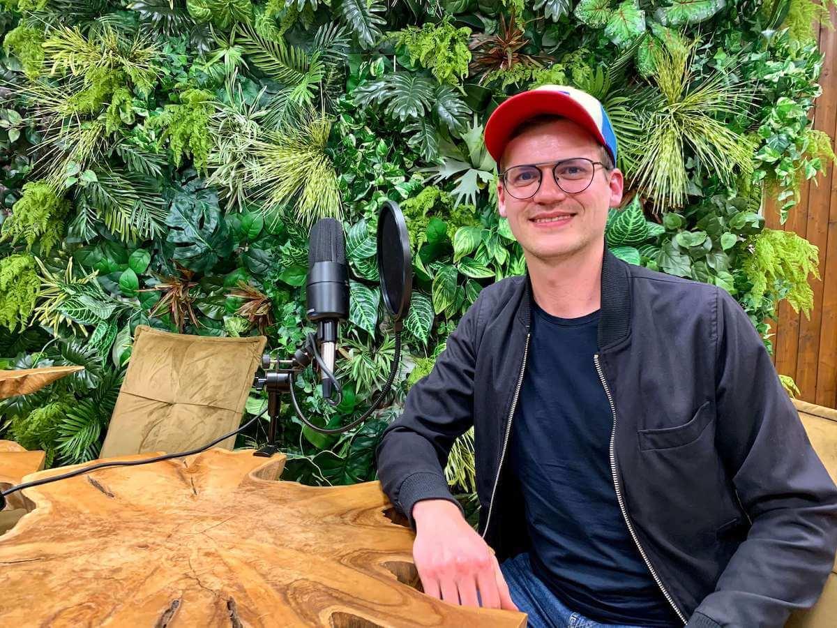 Lukáš Strnadel v podcastu Terap.io