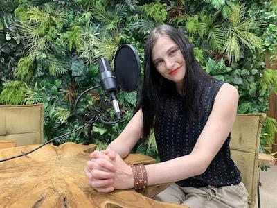 Iva Frühlingová v podcastu Terap.io